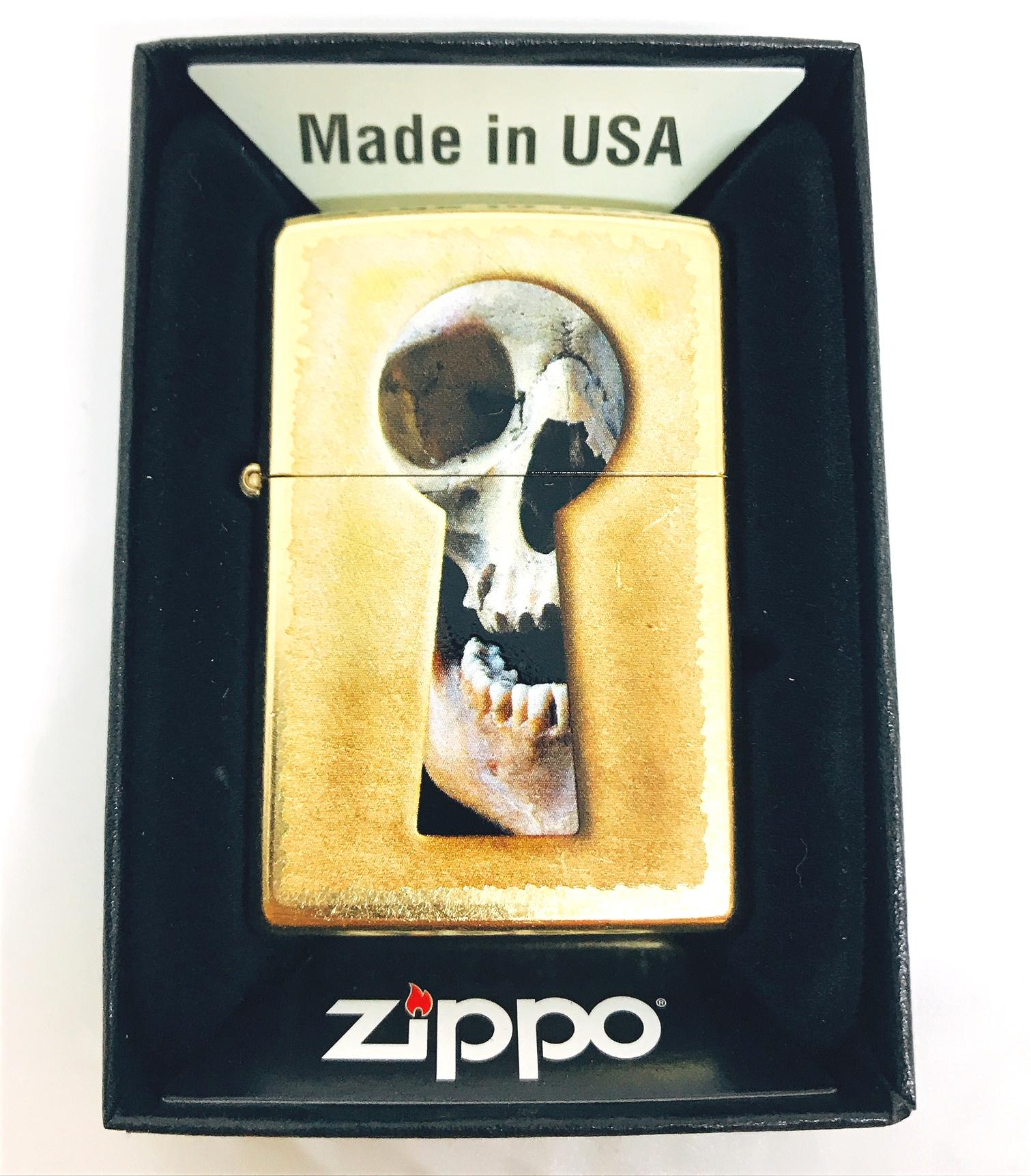 Hop quet zippo catalog Z617