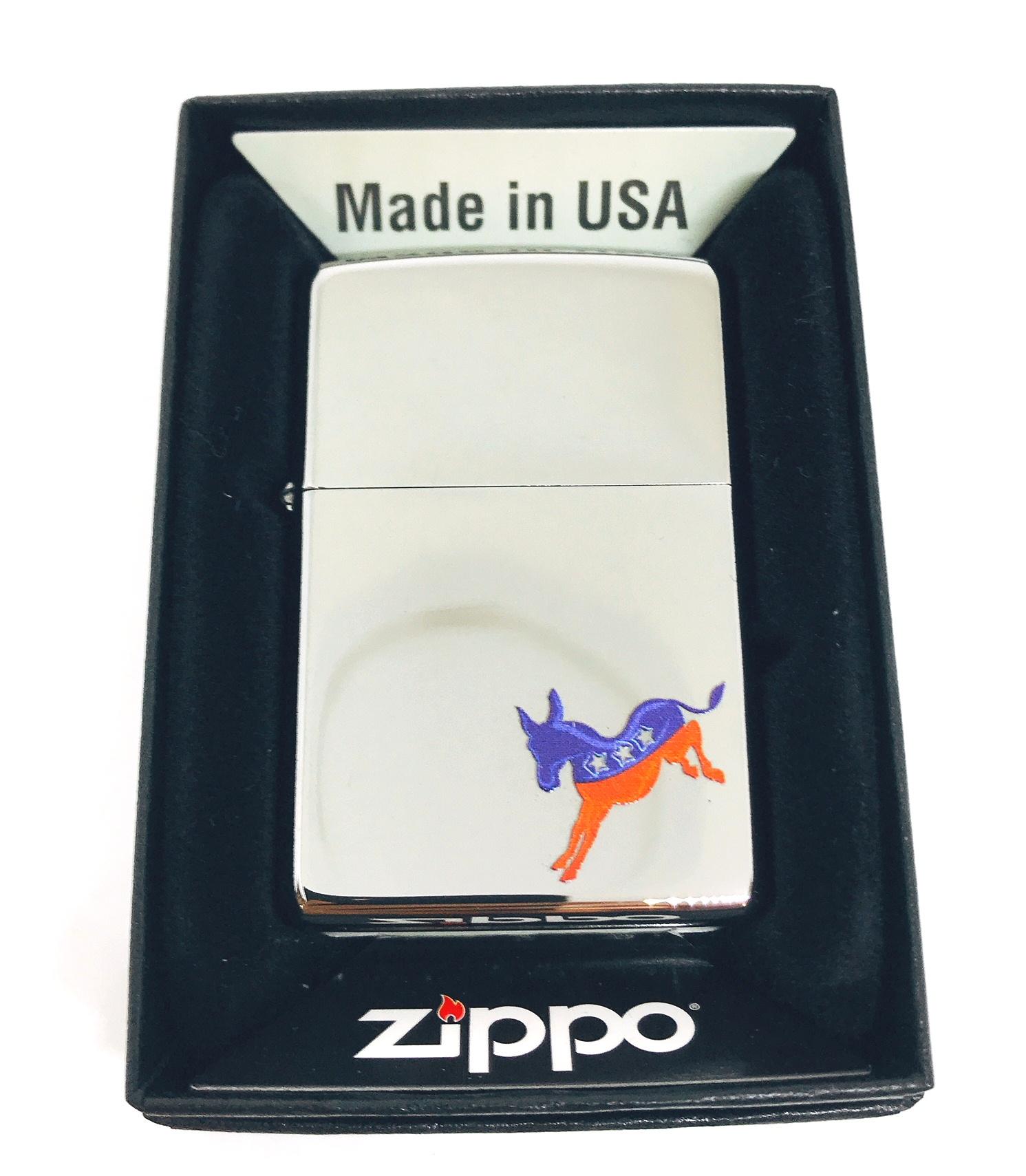Hop quet zippo catalog Z622