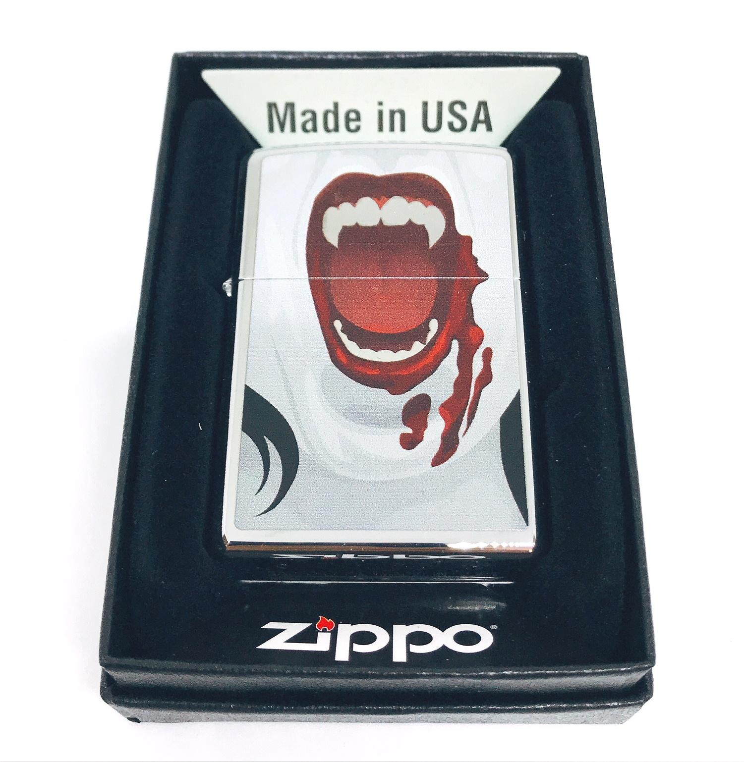 Hop quet zippo catalog Z623