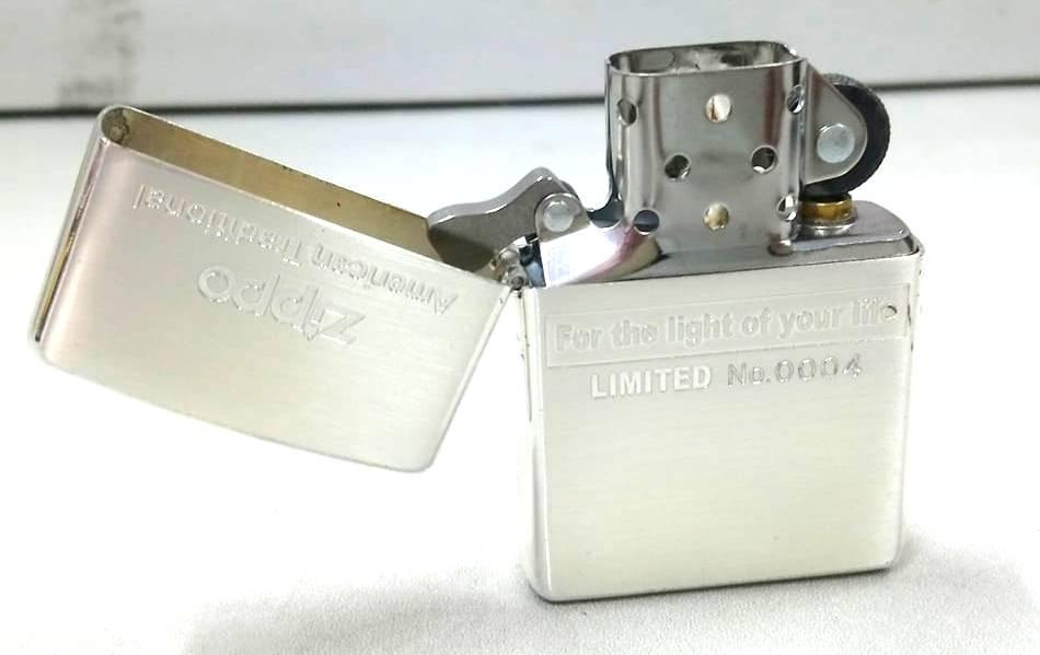 Bo zippo + dong ho limited Z627  3