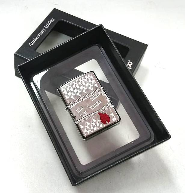 Zippo Limited Edition 85th Anniversary 2017  Z628