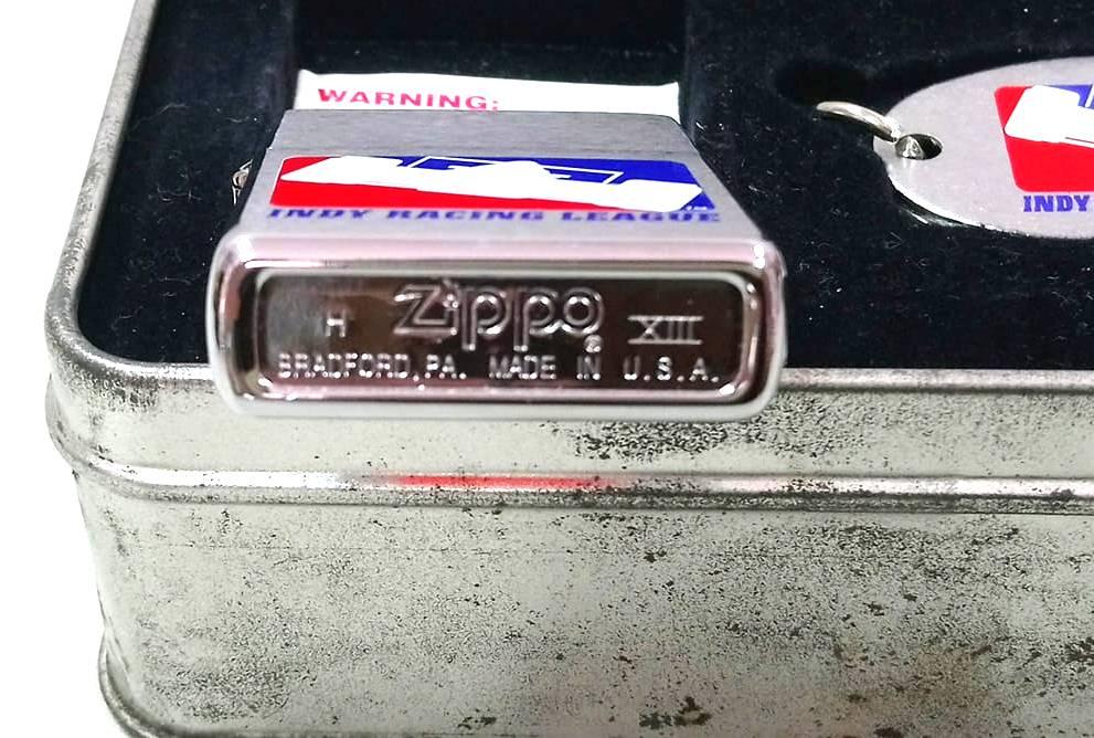 Bo Zippo & Moc Khoa INDY RACING la ma XIII Z630 4