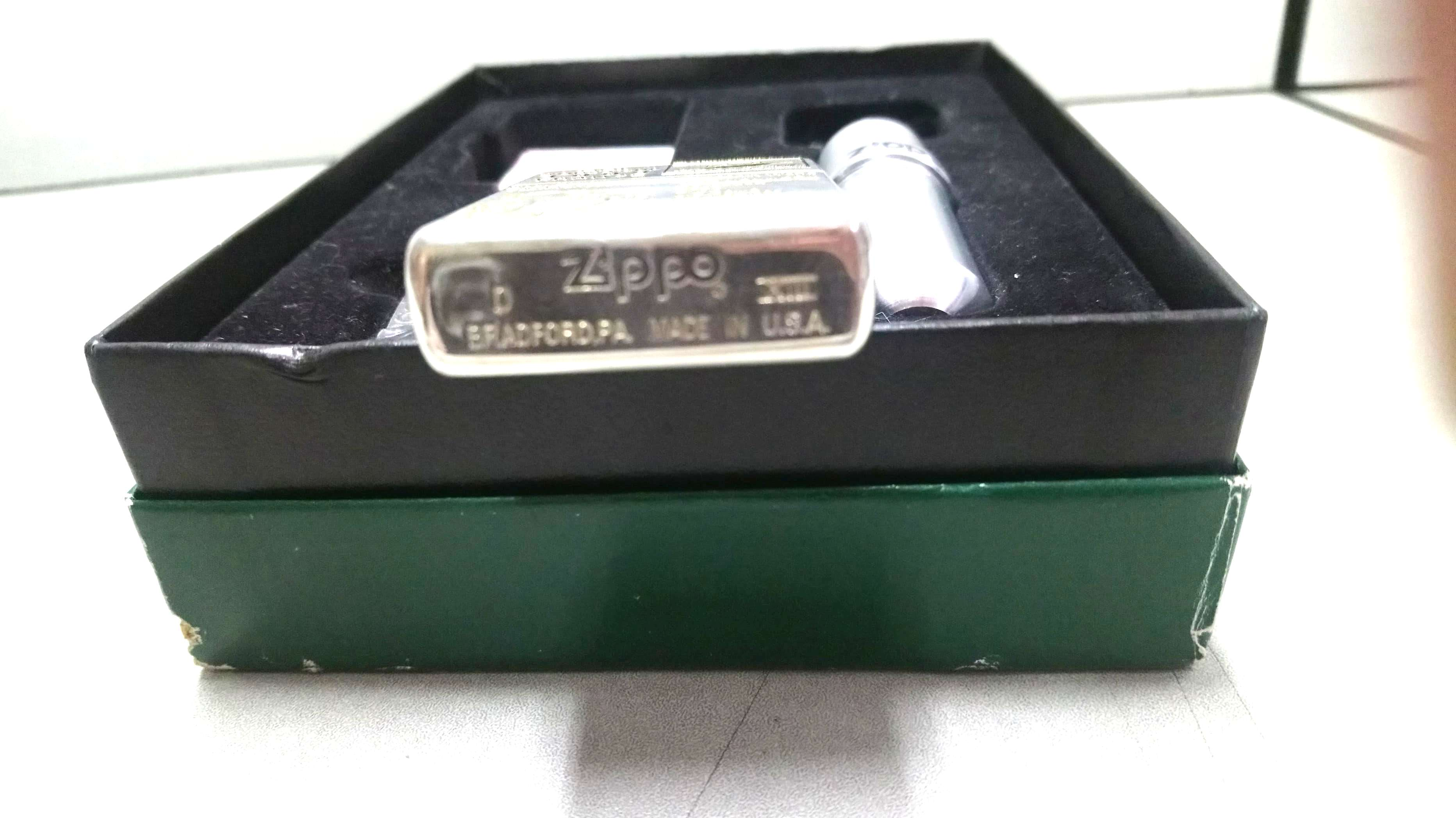 Bo Zippo FiFa Word Cup 1998 ma bac khac vang 18k Limited Z632 4