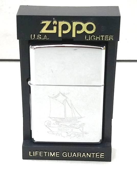 Zippo la ma XIII bong khac Z634