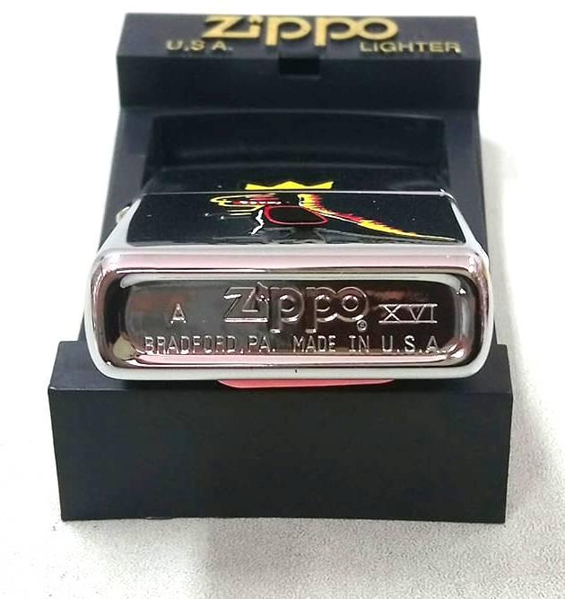 Zippo la ma XVI bong in Z636 4
