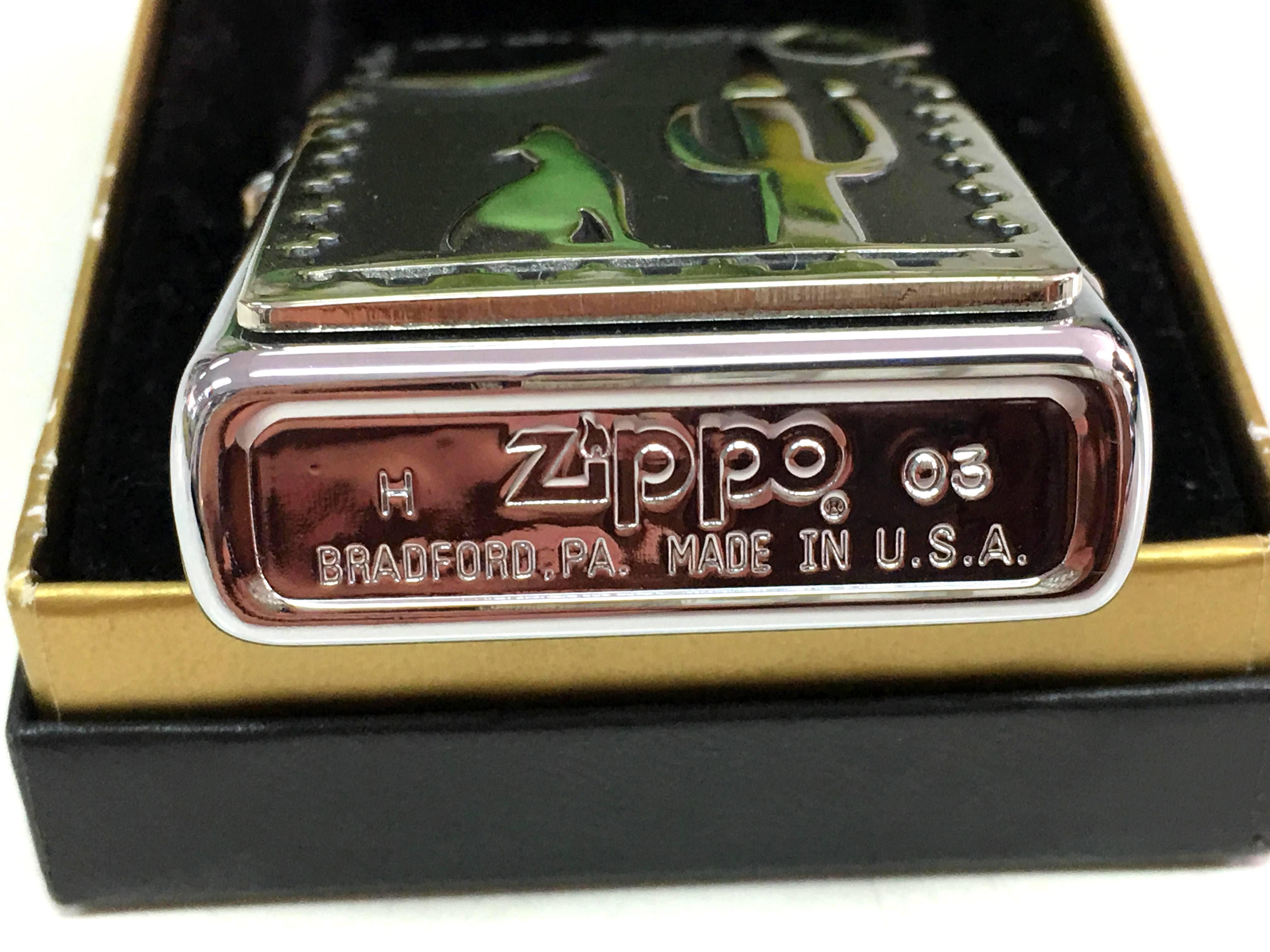 Zippo bong trang dap nguyen mat Z721 4