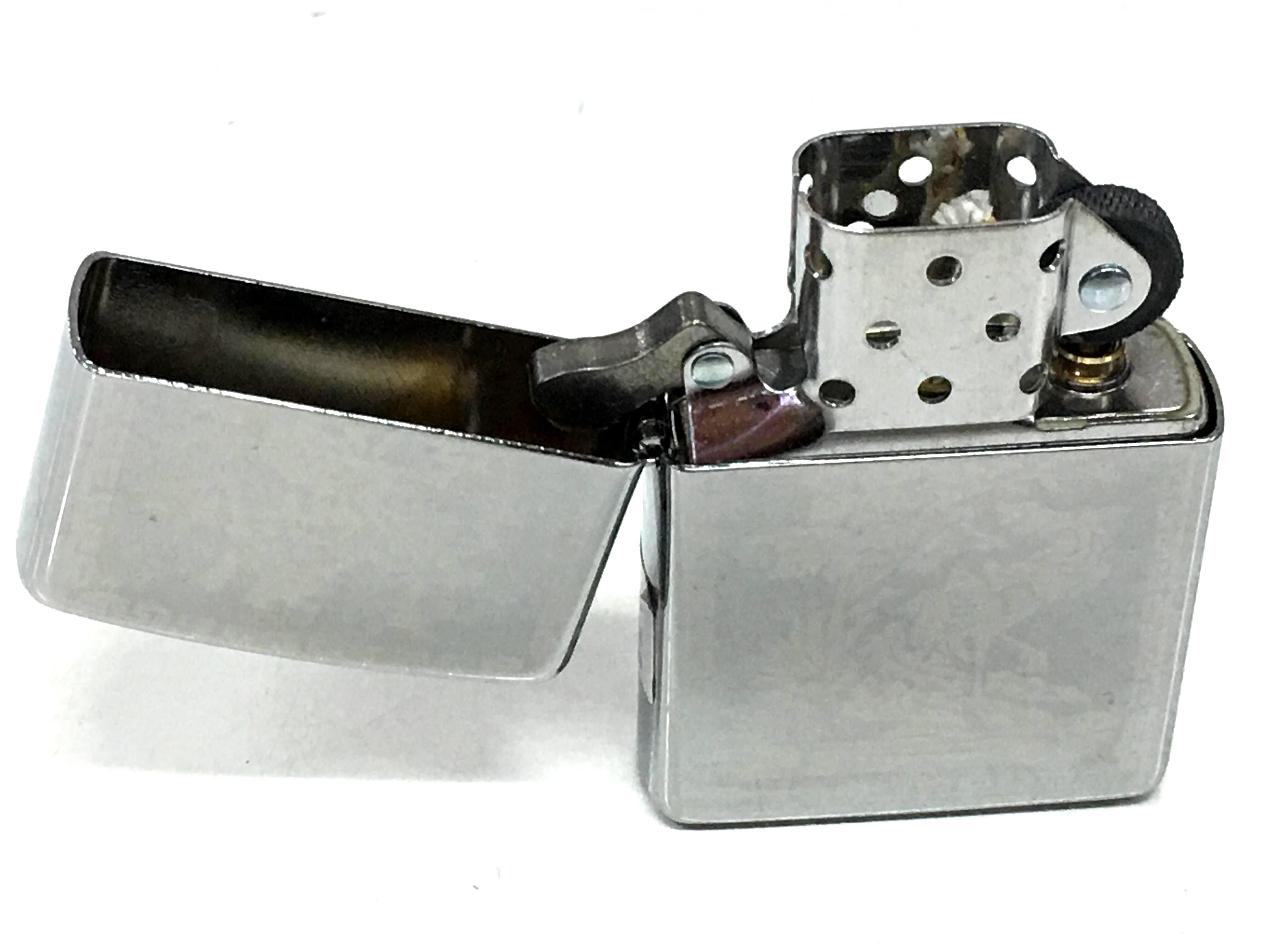 Zippo bong trang cham sau chu Loc Z725 2