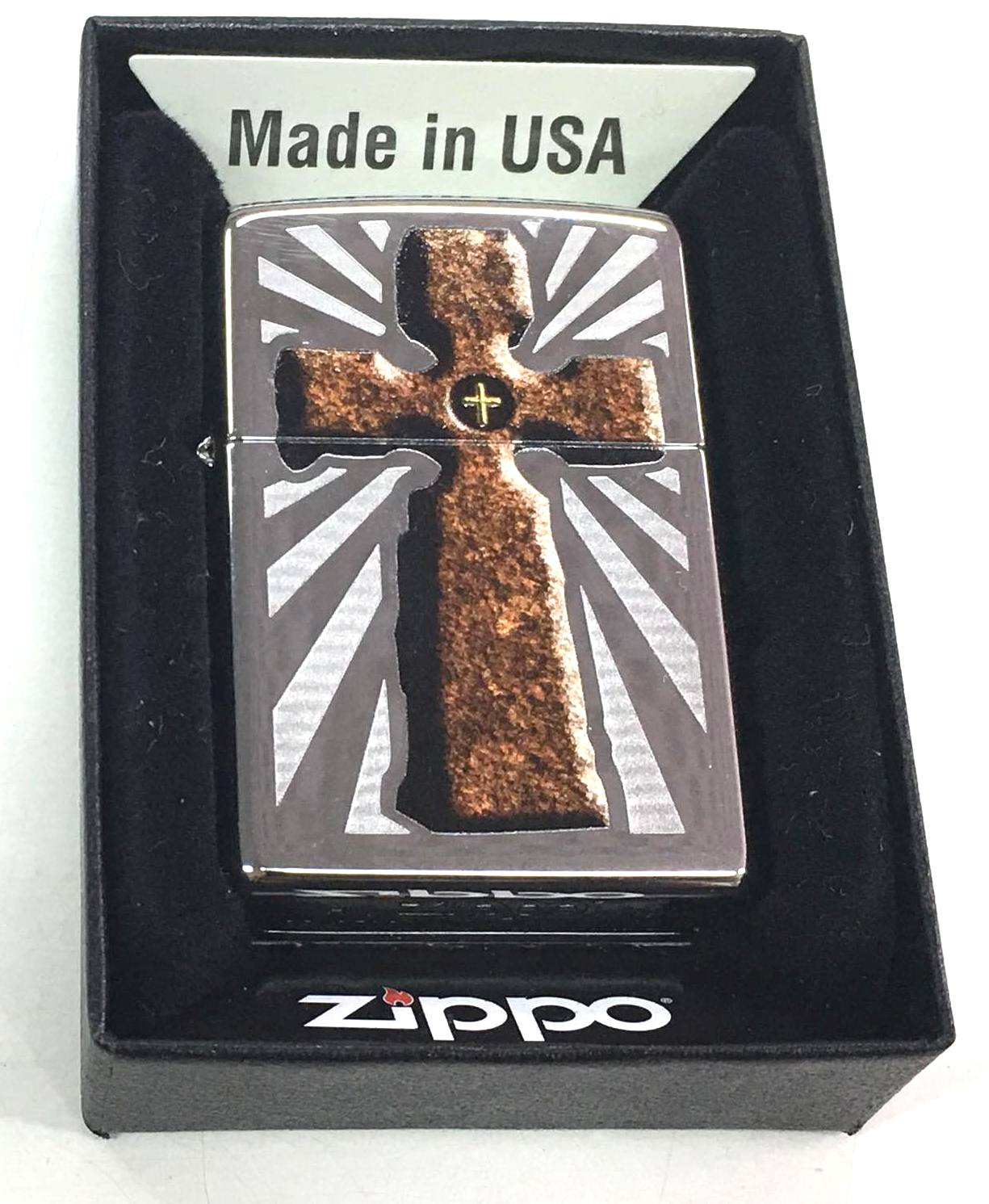 Zippo catalog Z734