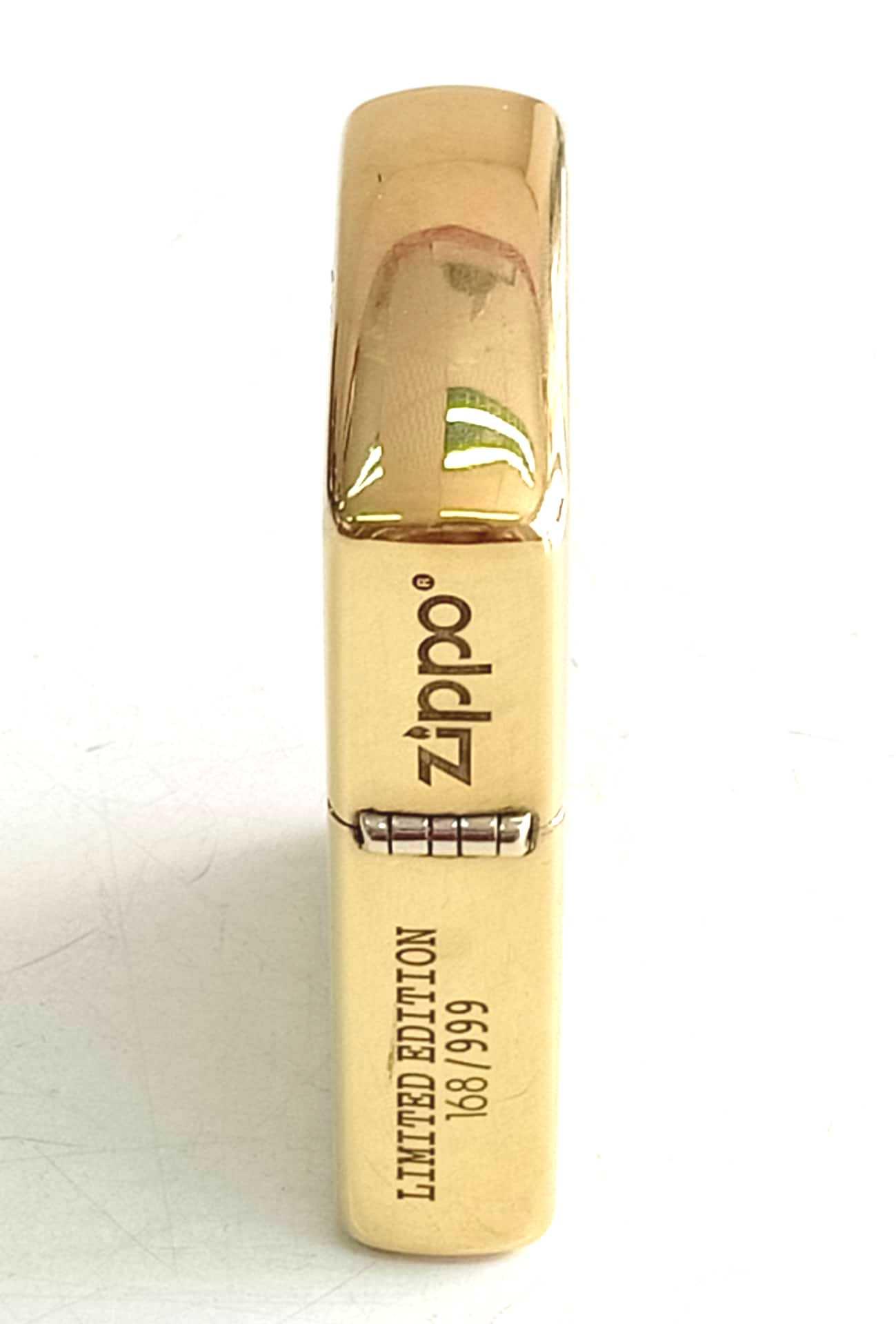 Zippo vang cao cap khac 4 mat Z818 4