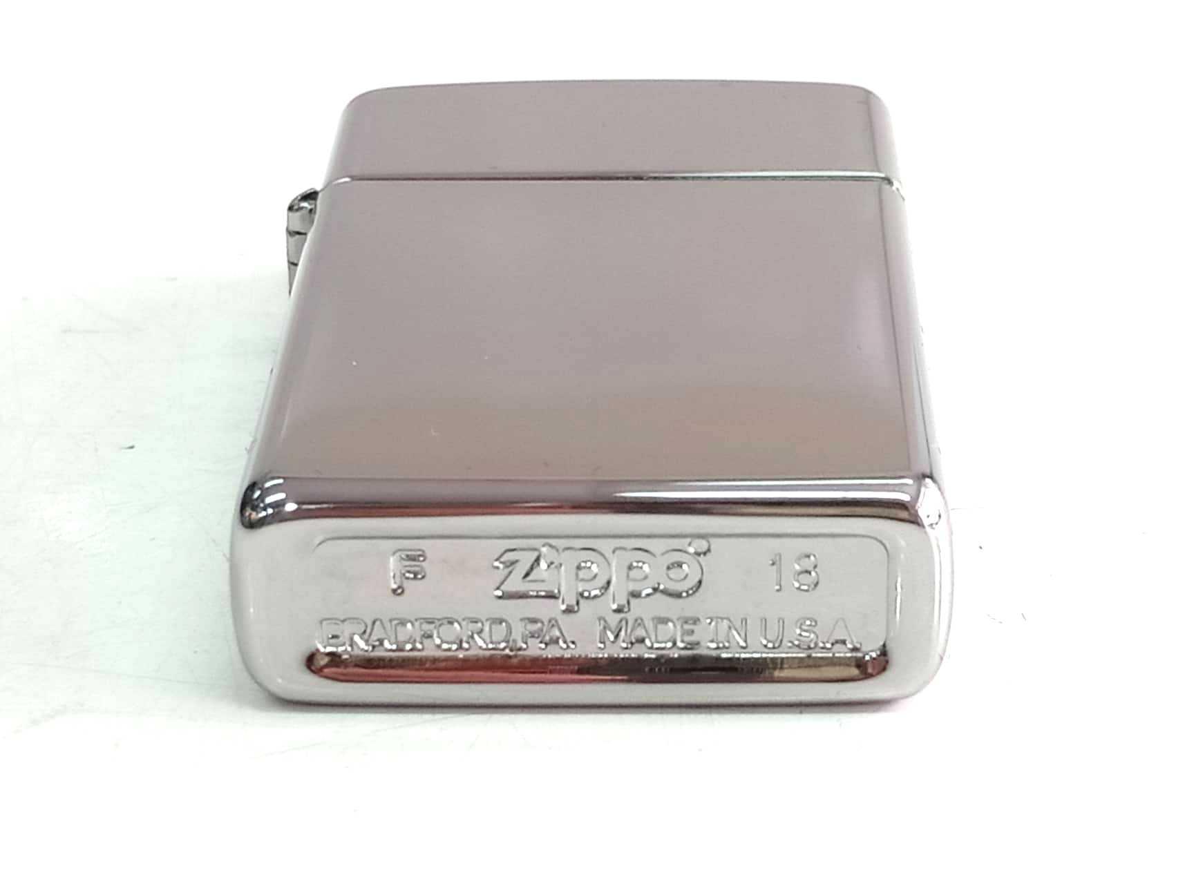 Zippo mini bong trang tron Z826 3