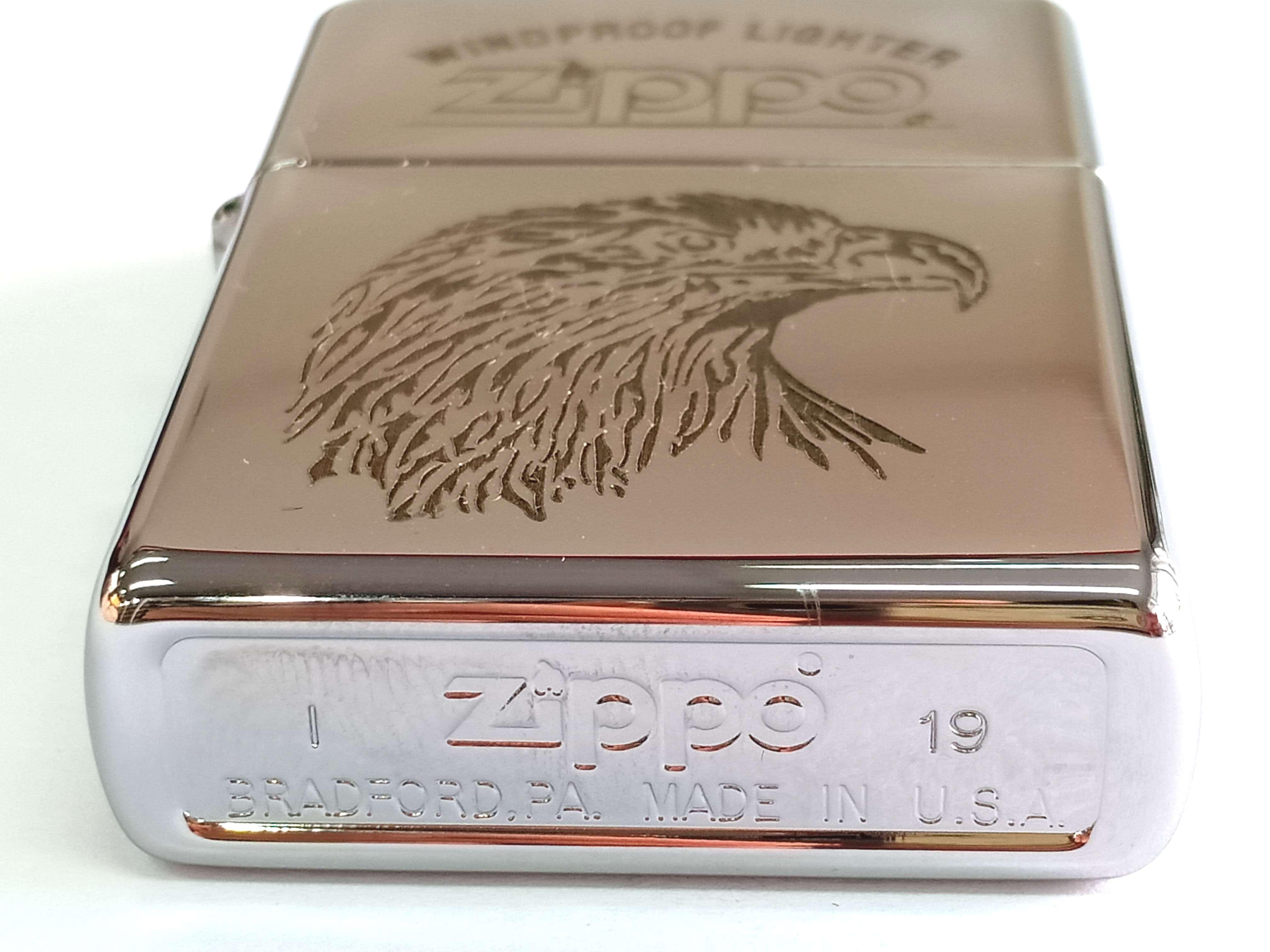 Zippo bong trang khac den dau dai bang Z834 3