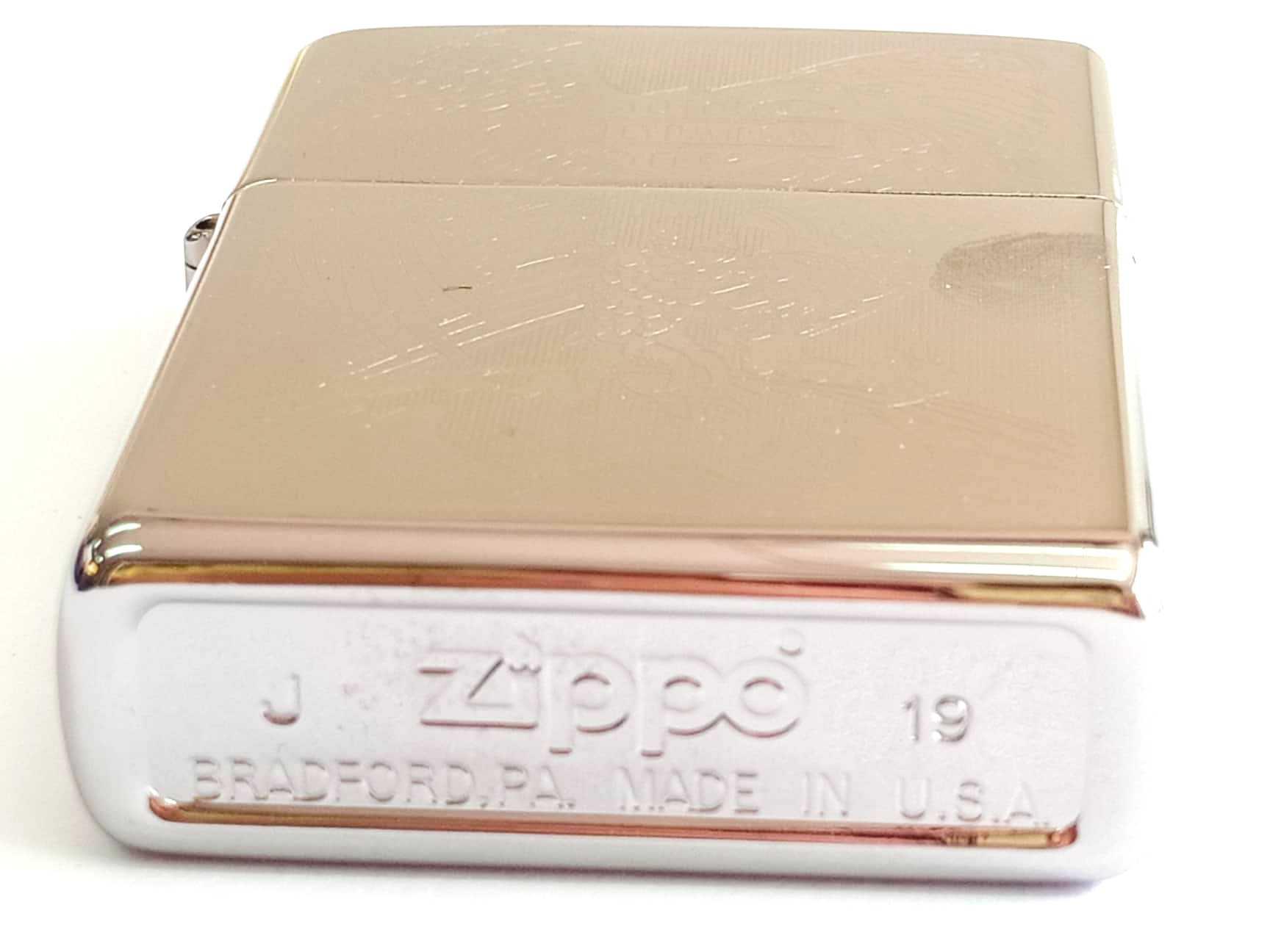 Zippo bong trang khac 1 mat hinh dai bang Z844 3
