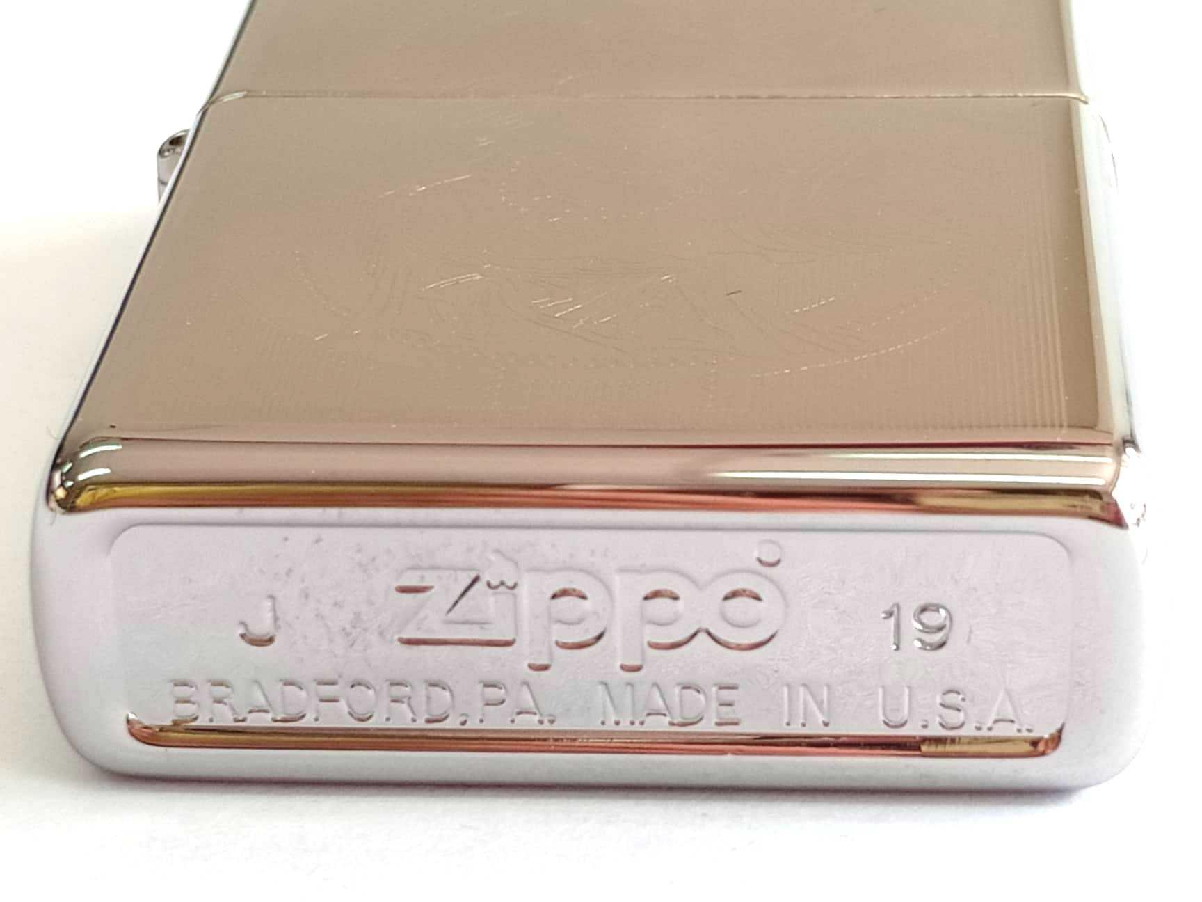Zippo bong trang khac 1 mat hinh $ Z846 3