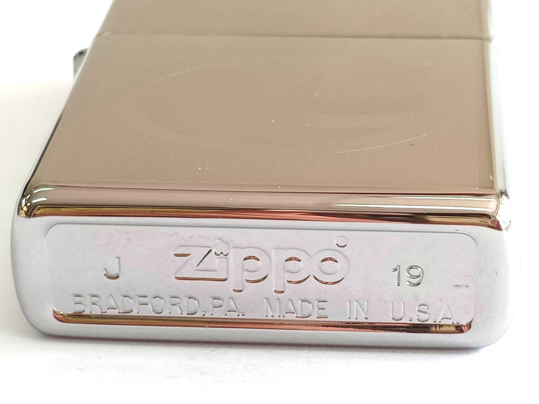 Zippo bong trang khac 1 mat Lexus Z850 3