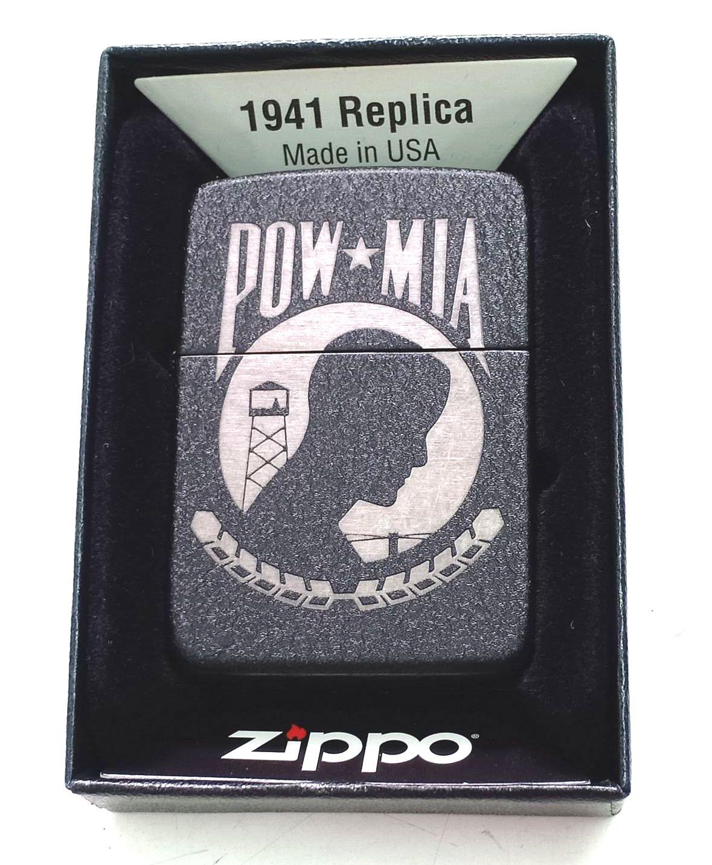Zippo bau den san Pow Mia Z661