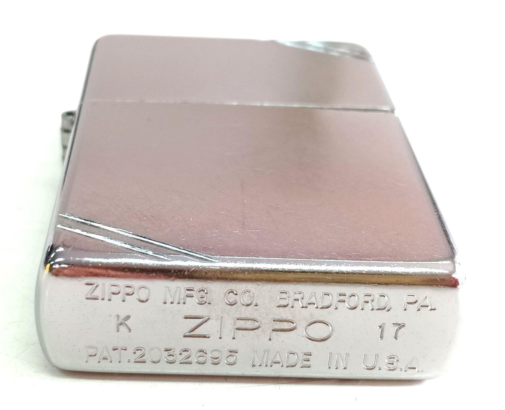 Zippo xi bui goc Z668 3