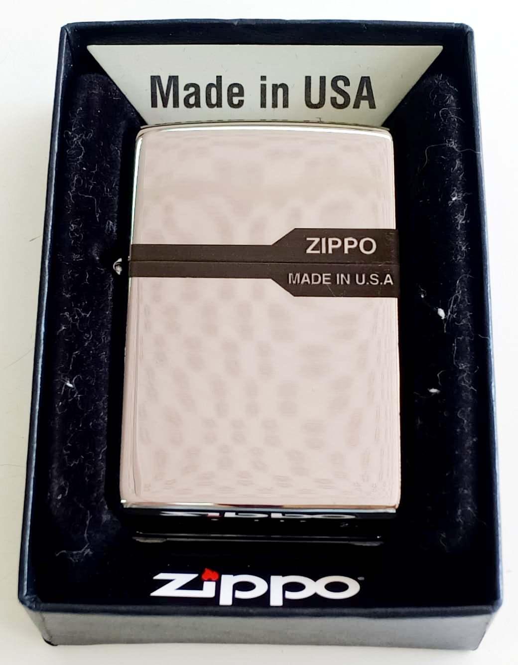 Zippo bong trang khac den Z684